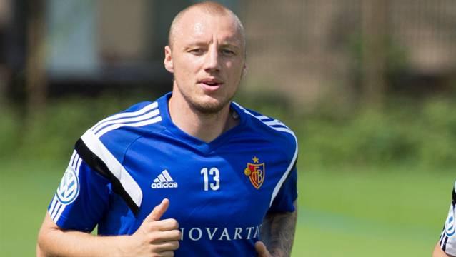 Basels Ivan Ivanov fällt mindestens sechs Monate aus.