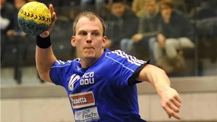 Daniel Imhof führt die Torschützenliste der Gruppe 1 an. A. Wagner
