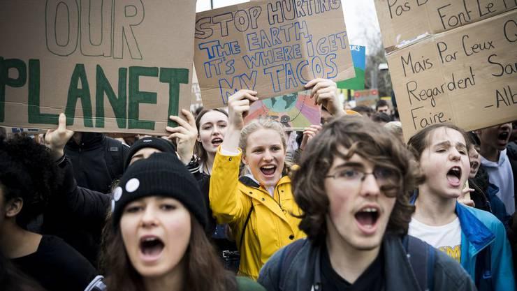 Die Klimajugend plant, den Druck auf die Politik mit Aktionen zivilen Ungehorsams zu erhöhen.