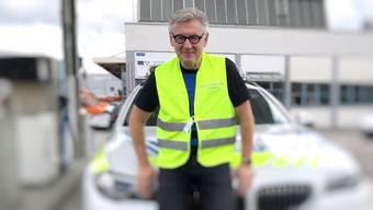 Horst Hablitz ist seit 15 Jahren Polizeipsychologe.