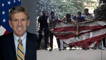 US-Botschafter Christopher Stevens wurde in Bengasi getötet