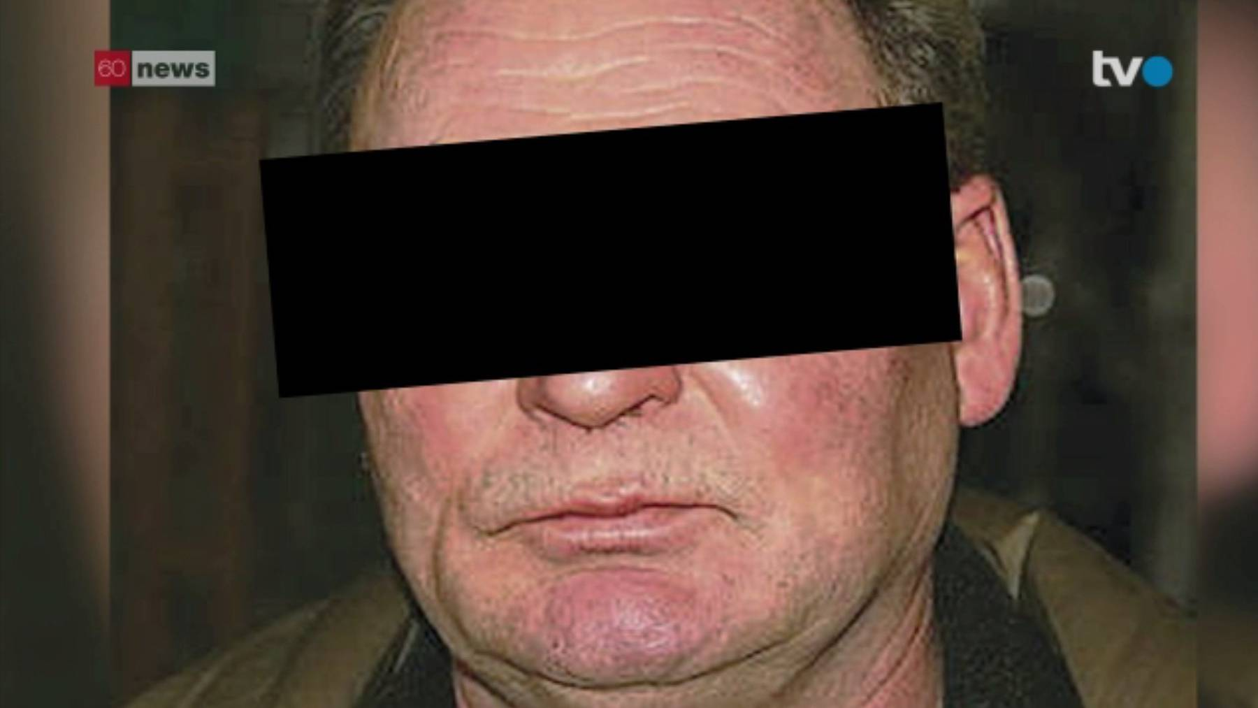 Der in Untersuchungshaft sitzende Ernst M. Bild: Screenshot TVO