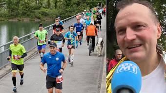 Promis beweisen sich am zweiten Aargau Marathon.