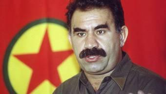 Undatierte Aufnahme von PKK-Chef šOcalan