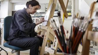 Restaurieren aus Leidenschaft – Zu Besuch im Atelier von Brigitta Berndt