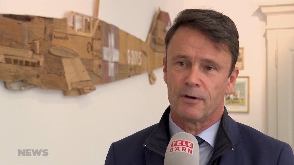 Scharfes Twitter-Gezwitscher: Berner Sicherheitsdirektor erntet harte Kritik vom Bieler Stapi