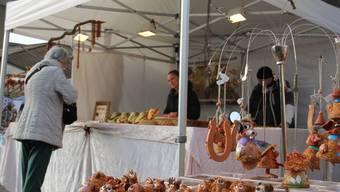 Martinimarkt in Brugg