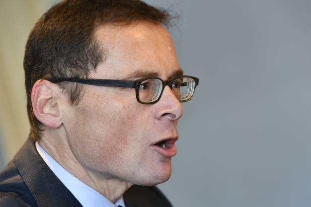 Köppel ist noch nicht SVP-Kandidat, aber er stellt sich seiner Kantonalpartei als Kandidat für die Ständeratswahlen im Oktober 2019 zur Verfügung.