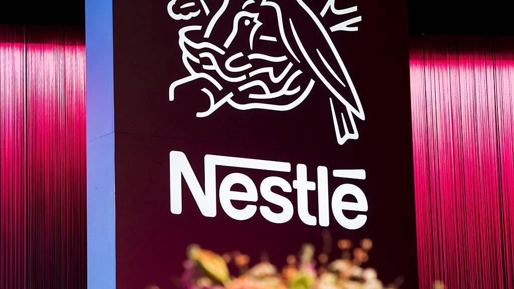Nestlé wächst im ersten Halbjahr organisch um 3,6 Prozent