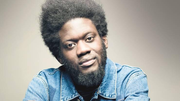«Die Songs, die ich schreibe, sollen sich für die Menschen anfühlen wie Songs, die immer schon da gewesen sind»: Michael Kiwanuka.