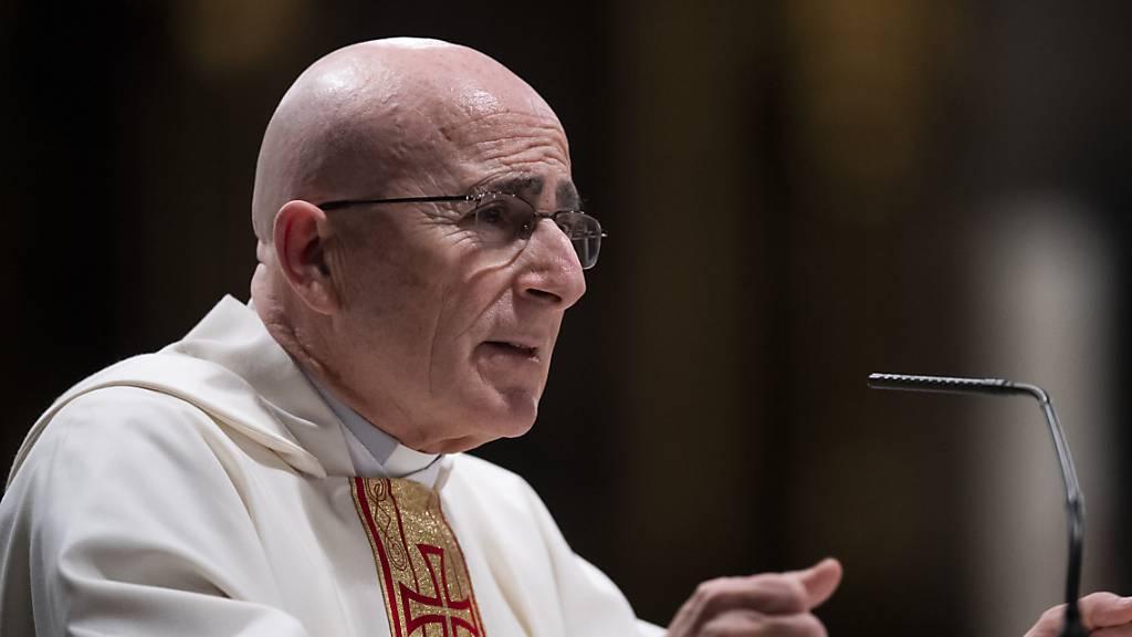 Joseph Bonnemain präsentiert sich als Bischof für alle