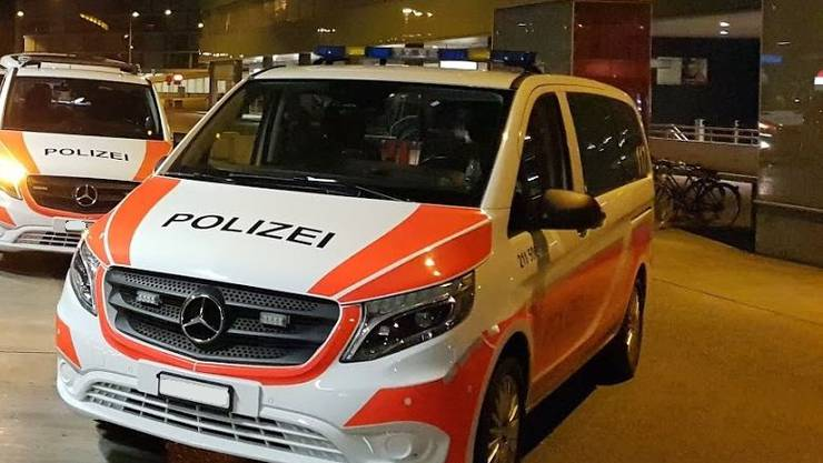 Die Stadtpolizei Baden konnte einen Einbrecher festnehmen, der sich Zutritt in eine Auto-Garage verschafft hatte.