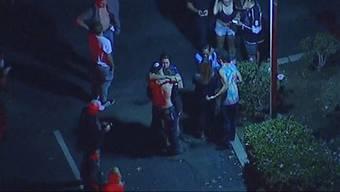 In einer kalifornischen Bar kam es am Mittwochabend zu einer Schiesserei. Dabei gab es mindestens 11 Verletzte.