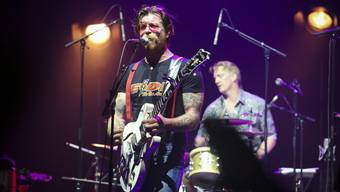 Die Eagles of Death Metal zurück in Paris