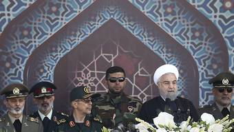 """Das Mullah-Regime in der Islamischen Republik Iran hat dem Korrespondenten der """"New York Times"""" seit Monaten keine Medienarbeit mehr erlaubt. (Archivbild)"""