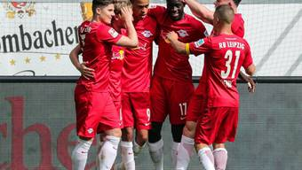 RB Leipzig darf in der Champions League mittun