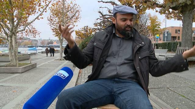 Versuchte Klage nach Stuhlsturz: Das sagt Baba zum Bruchpiloten