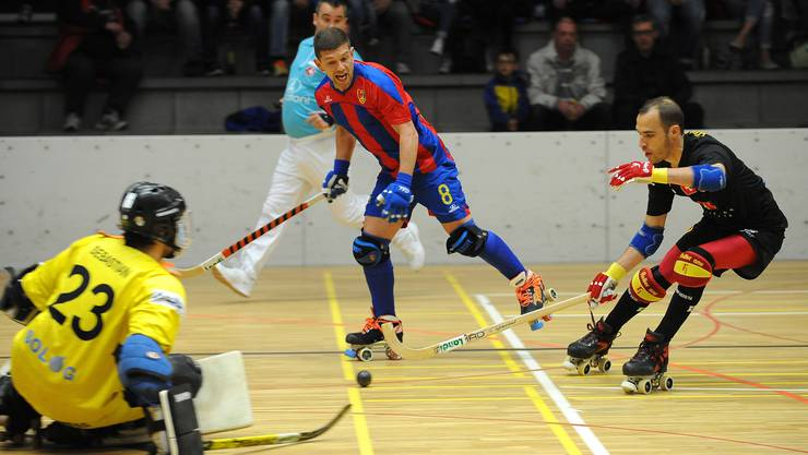 Der RHC Basel scheidet in den Playoffs aus.