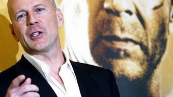 Bruce Willis schaut Demi Moores Buch gelassen entgegen (Archiv)
