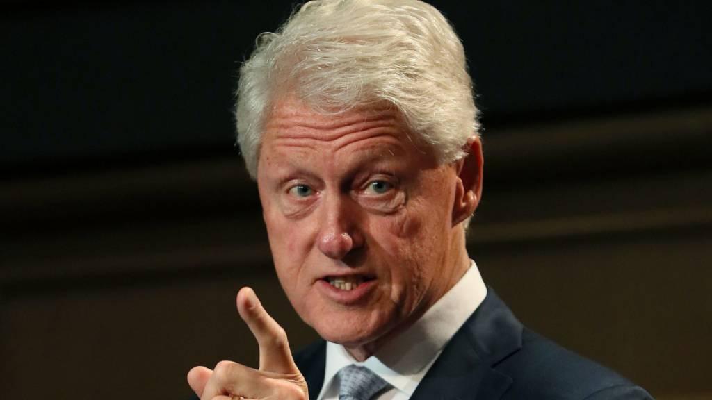 Bill Clinton ins Spital eingeliefert