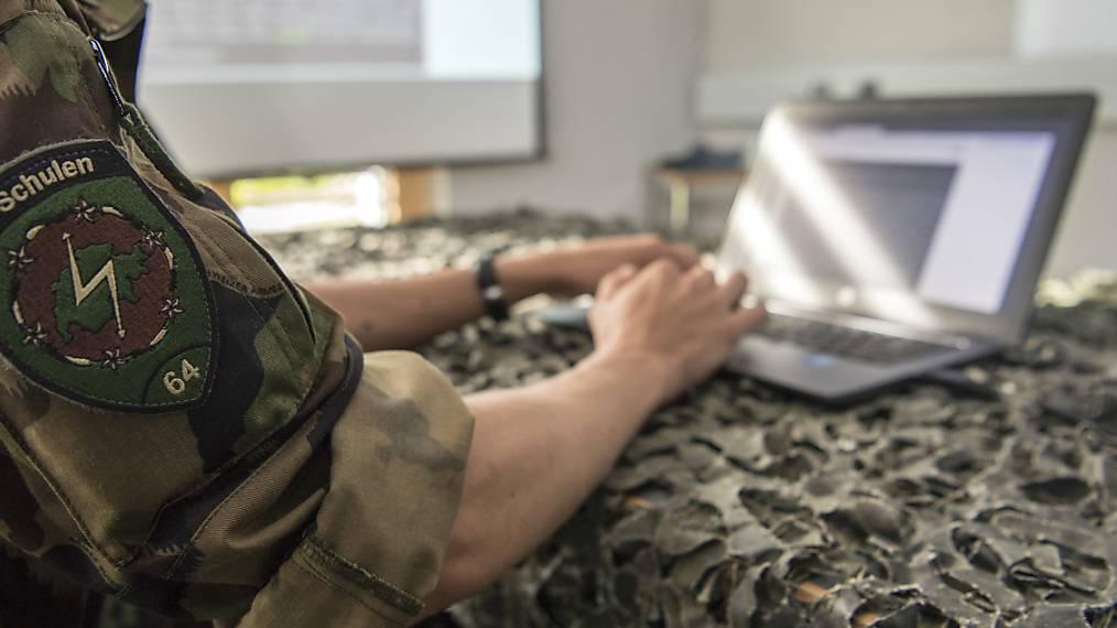 Hackerausbildung in der Armee