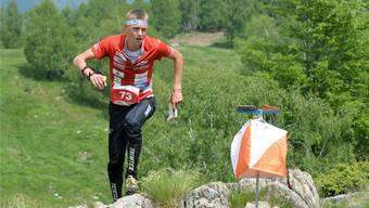 Wird der Aargauer Matthias Kyburz beim Finale in Prag den Gesamtweltcup für sich entscheiden?