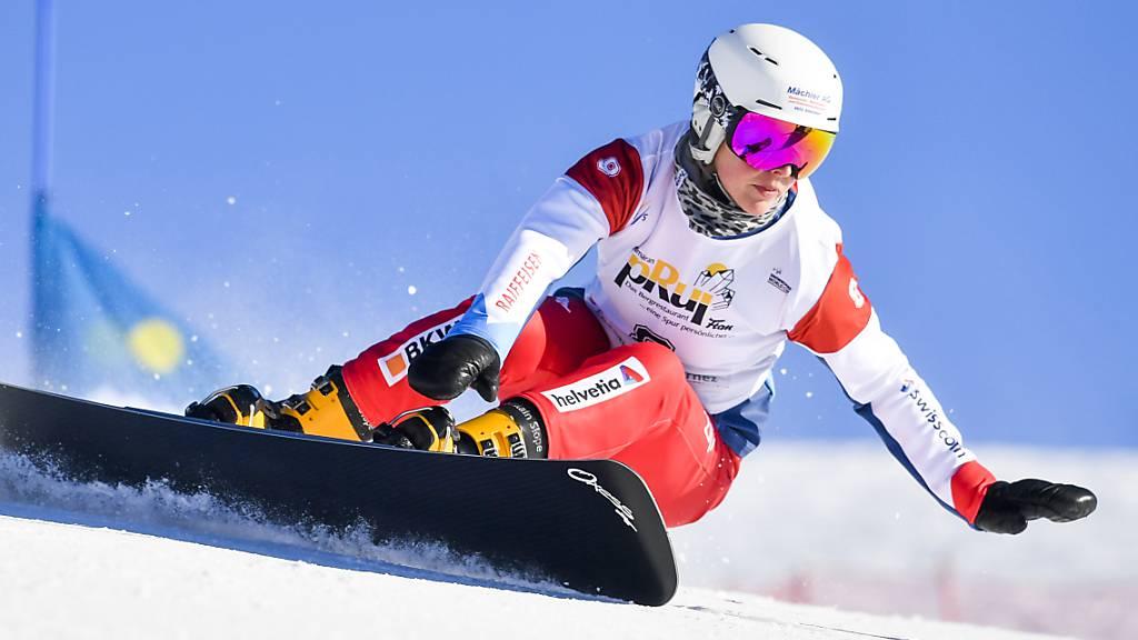 Mit Ladina Jenny will eine zweite Schweizerin im Kampf um den Gesamtweltcup und WM-Medaillen ein Wörtchen mitreden