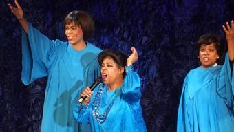 Mahalia Jackson Musical Baden