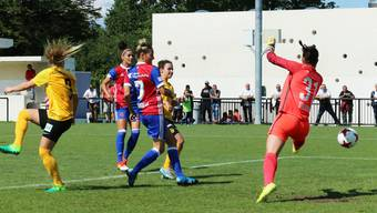 FC Basel Frauen Young Boys