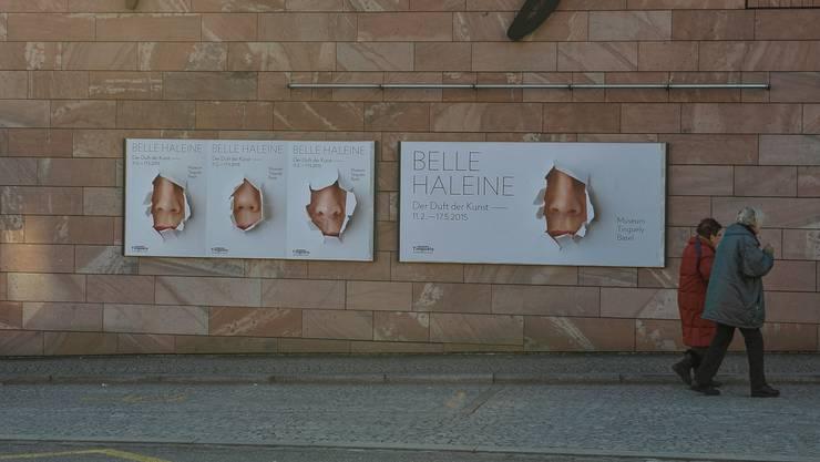 Die neue Ausstellung im Tinguely Museum «Belle Haleine - Der Duft der Kunst».
