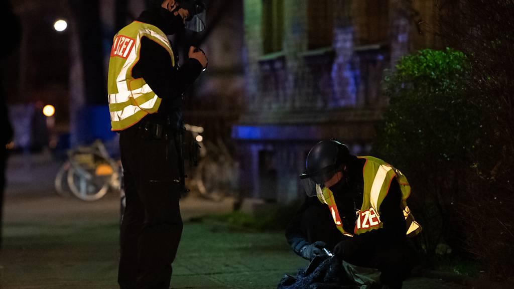 Mordkommission ermittelt nach Schüssen in Berlin-Kreuzberg