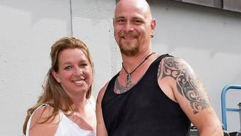 Sabine und Däni Anderhub, Mitorganisatoren von «Fricktal tanzt», blicken in eine ungewisse Zukunft.