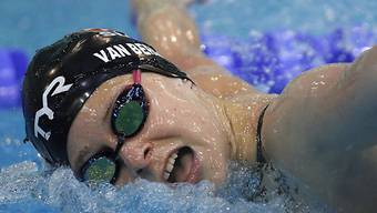 Martina van Berkel fehlten 0,39 Sekunden fürs Olympia-Ticket.