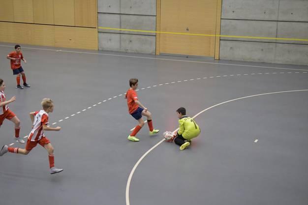 Die Birmensdorfer vergaben im D2-Final gegen Würenlos gute Chancen.