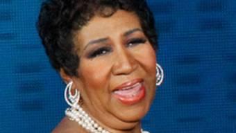 Aretha Franklin, Schwergewicht der Soul-Musik, hat fast 40 Kilo abgespeckt (Archiv)