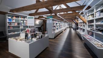 Die GGG Stadtbibliothek leidet unter finanziellen Engpässen, weil keine weiteren Kantonsgelder fliessen.