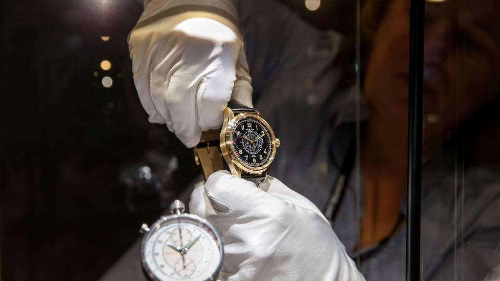 Schweiz ist weiterhin Nummer eins im Schmuck- und Uhrenbereich