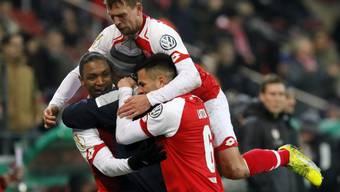 Mainz mit dem Schweizer Internationalen Fabian Frei steht in den Cup-Viertelfinals