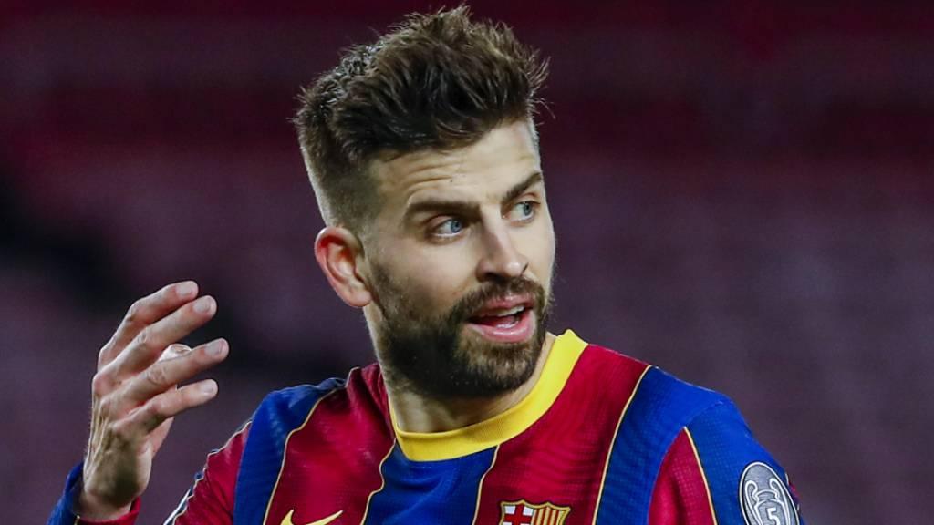 Gerard Piqué ging mit Beispiel voran, nun sollen andere Barça-Führungsspieler seinem Vorbild folgen und ebenfalls auf Lohn verzichten