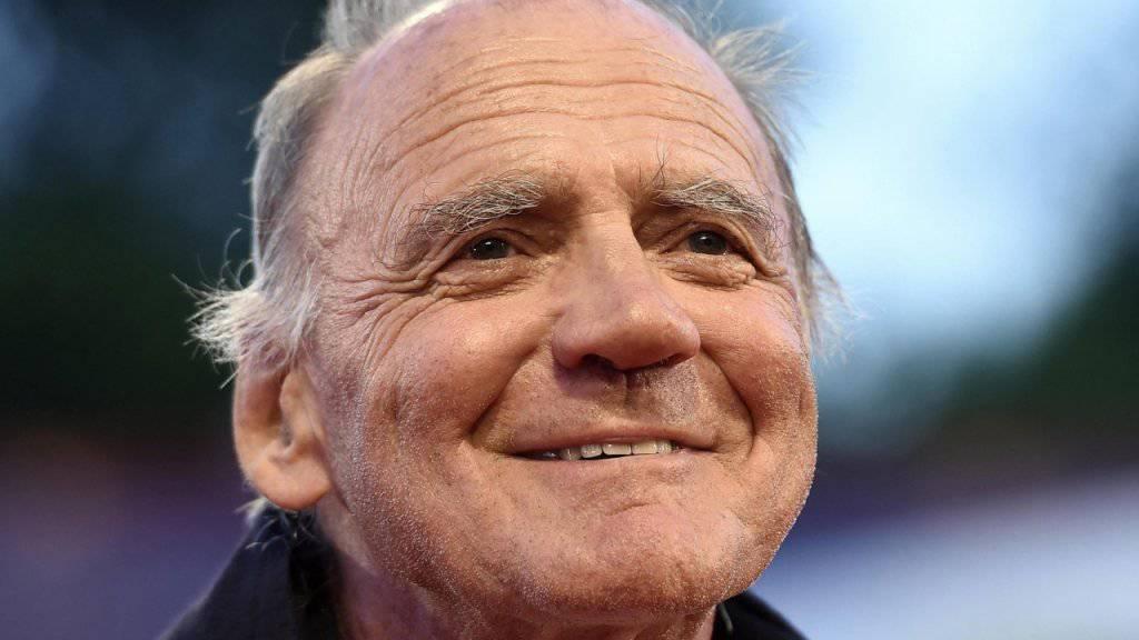 Als hätte er geahnt, dass er keinen Quartz erhält: Bruno Ganz, der seinen 75. Geburtstag feiert, blieb der Filmpreisverleihung in Zürich fern. (Archivbild)