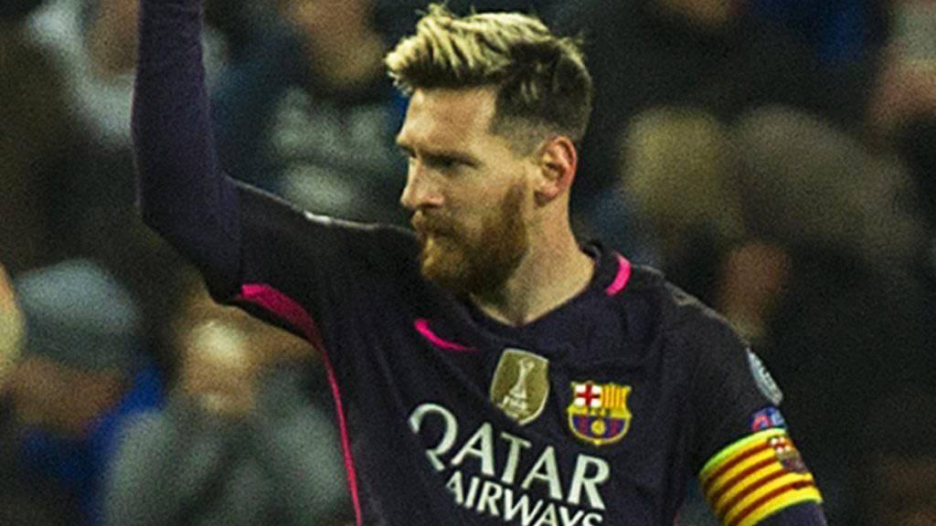 Lionel Messi verzückt Fans und Gegner