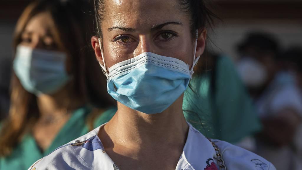 Wieder Ausgangsbeschränkung in Spanien wegen Coronavirus-Fällen