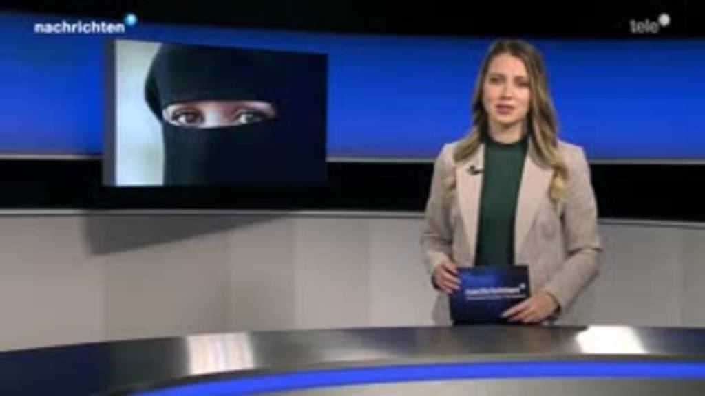 Kontrovers zur Burkainitiative