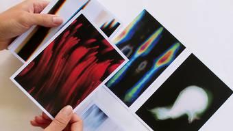 Wenn Worte nicht genügen, Schmerzen zu beschreiben, könnten die Bilder aus der «Dolorografie» weiterhelfen. zvg
