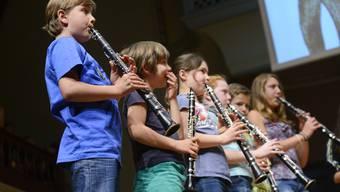 Die Musikschule Solothurn präsentiert «klingende Leckerbissen»