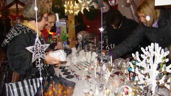 Rheinfelder Adventsmarkt 2011
