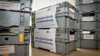 Die Staatsanwaltschaft hat die abgegebenen Wahlzettel der Frauenfelder Stimmbürger untersucht.