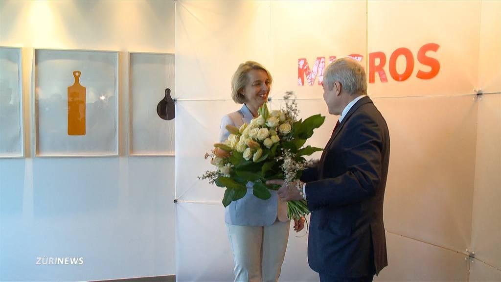 Ursula Nold ist die neue Migros-Präsidentin