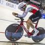 Claudio Imhof gewinnt in Glasgow EM-Bronze in der Einzelverfolgung