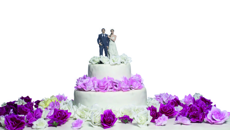 Die Hochzeits-Expo findet am 13./14. Februar im Müllerhaus in Lenzburg statt.